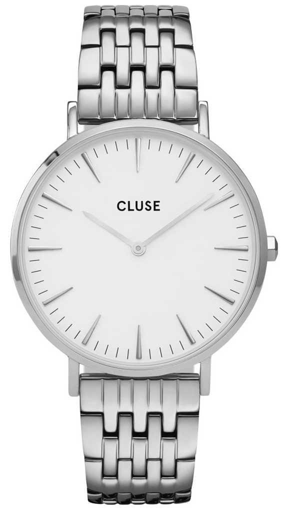CLUSE | La Bohème | Stainless Steel Bracelet | White Dial | CW0101201023