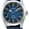 "Seiko Men's Prospex ""Alpinist"" | Automatic | Blue Leather Strap SPB157J1"