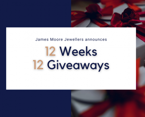 12 Weeks 12 Giveaways