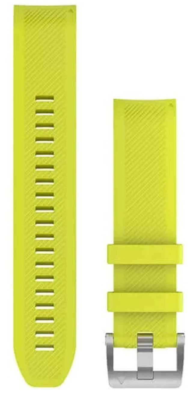 Garmin QuickFit 22 MARQ Strap Only AMP Yellow 010-12738-16