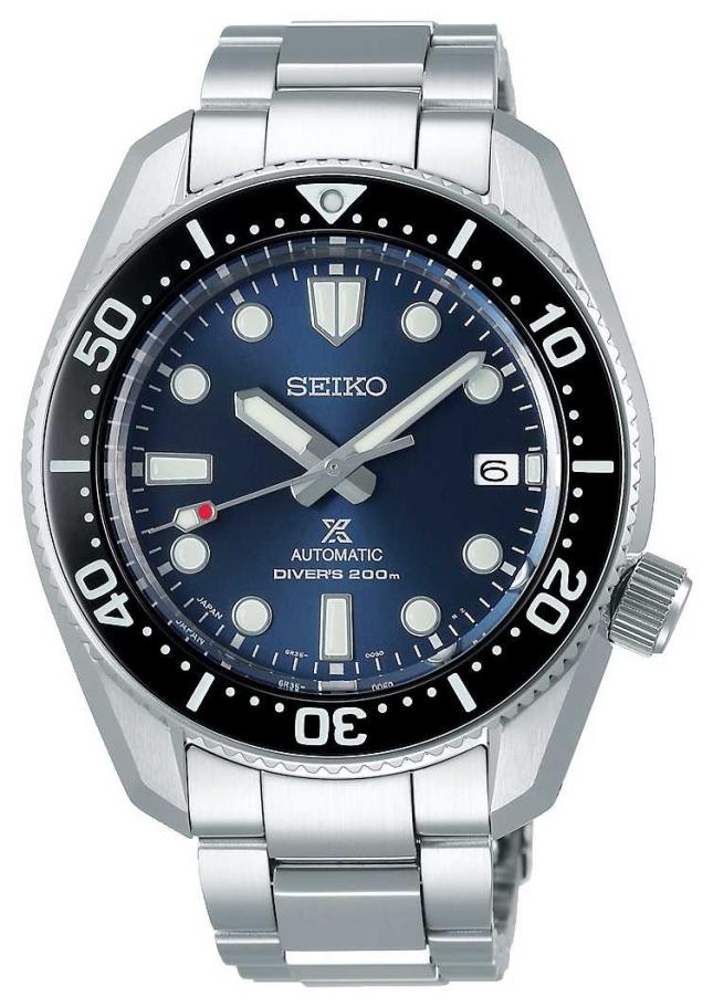 Seiko PROSPEX 1968 Reinterpretation | Stainless Steel Bracelet | Blue Dial SPB187J1