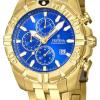 Festina Chrono Sport Gold Plated Blue Dial F20356/2