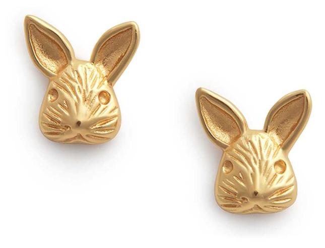 Olivia Burton 3D Bunny | Stud Earrings | Gold OBJAME109