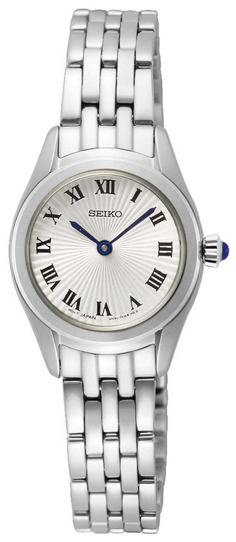 Seiko Women's Stainless Steel Bracelet | Silver Dial SWR037P1