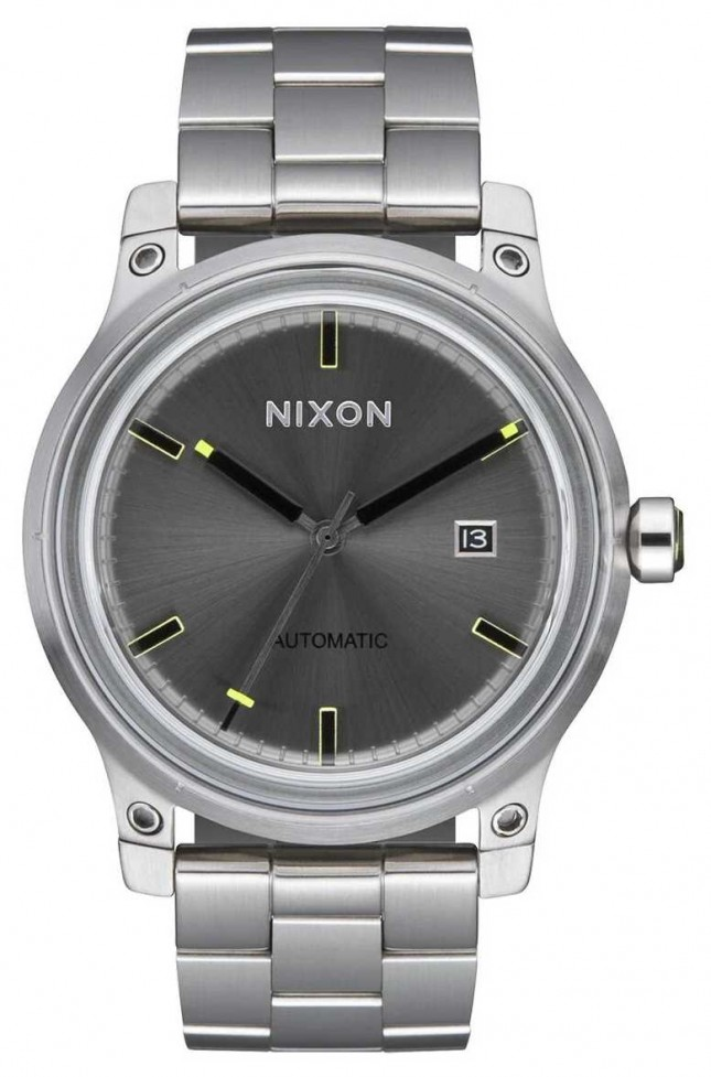 Nixon 5th Element | Black | Stainless Steel Bracelet | A1294-000-00