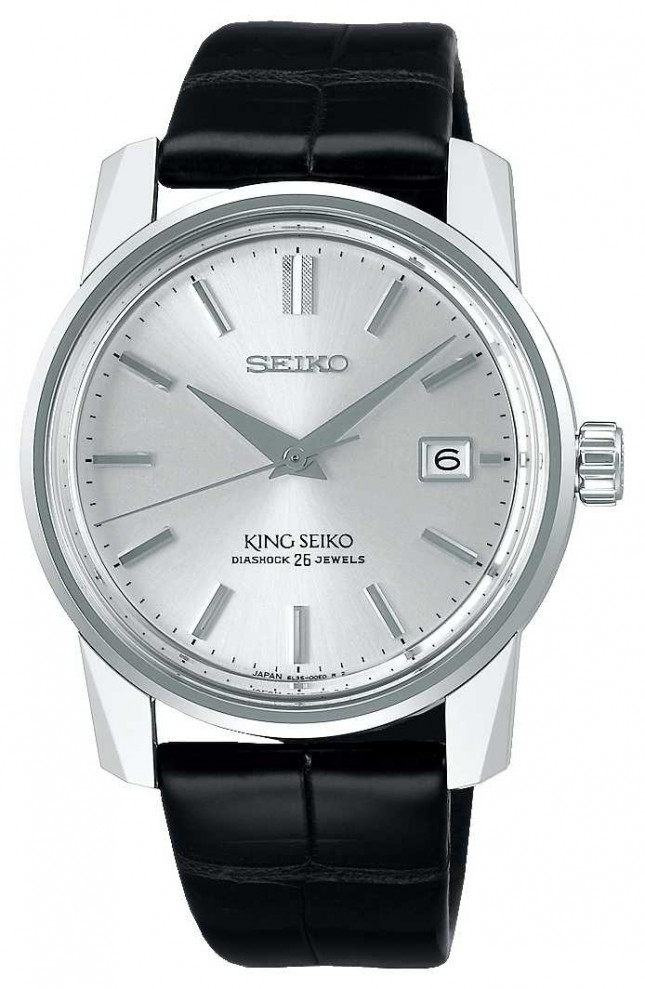 "Seiko ""King Seiko"" KSK 2021 – 140th Anniversary Limited Edition of 3000 SJE083J1"