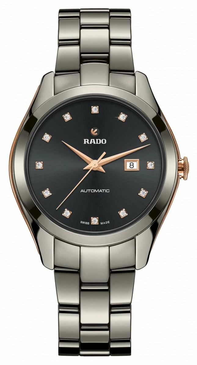 RADO HyperChrome 1314 Limited Edition 36 mm Ceramic Bracelet R32043702