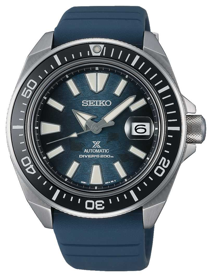 Seiko Prospex Save The Ocean 'King Samurai' SRPF79K1