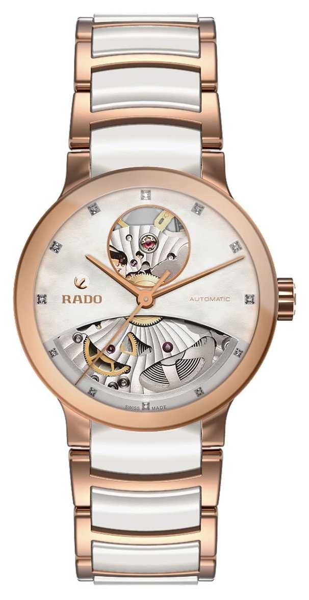 RADO Centrix Automatic Diamonds Open HeartHeart R30248902