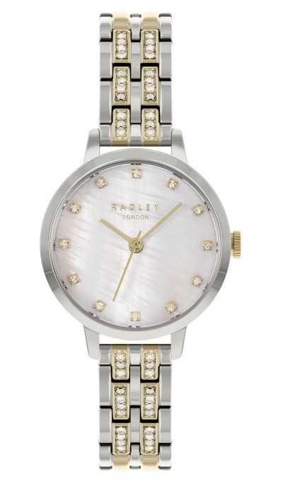 Radley | Women's | Two-Tone Steel Bracelet | White Dial | RY4559