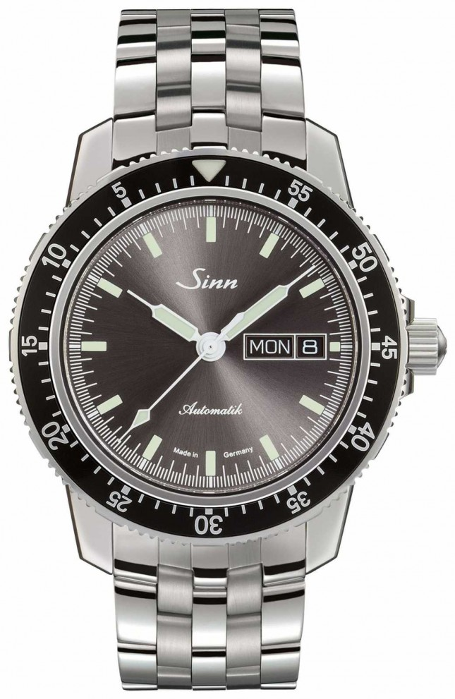 Sinn 104 St Sa I A   Fine Link Stainless Steel Bracelet 104.014 FINE LINK BRACELET
