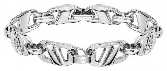 BOSS Jewellery Women's Stainless Steel Chain Bracelet 1580141
