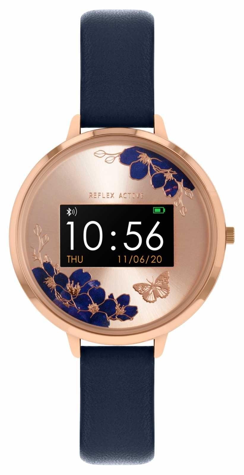 Reflex Active Series 3 Smart Watch   Blue Strap RA03-2042