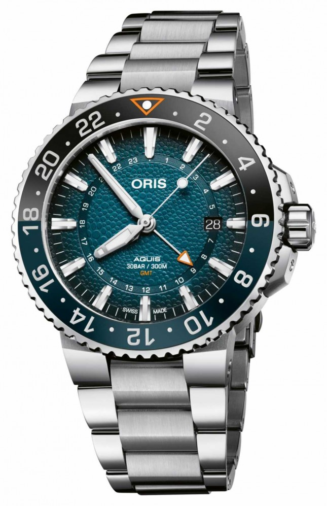 ORIS Oris Aquis Whale Shark Limited Edition 01 798 7754 4175-SET