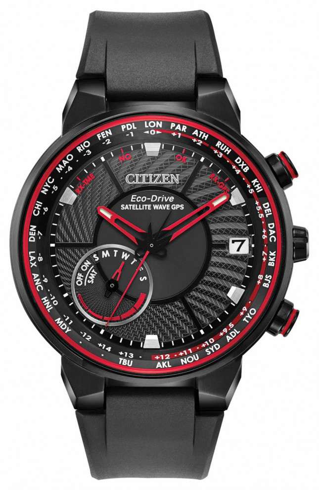 Citizen Men's Eco-Drive Satellite Wave GPS CC3039-08E