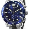 Elliot Brown Mens Bloxworth Stainless Steel Blue Dial 929-003-B01