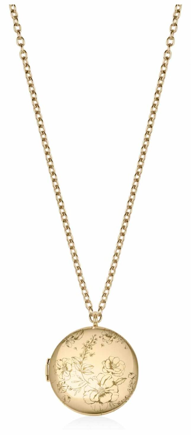Radley Jewellery Love Letters | Rose Gold Plated Pendant Necklace RYJ2156S-CARD