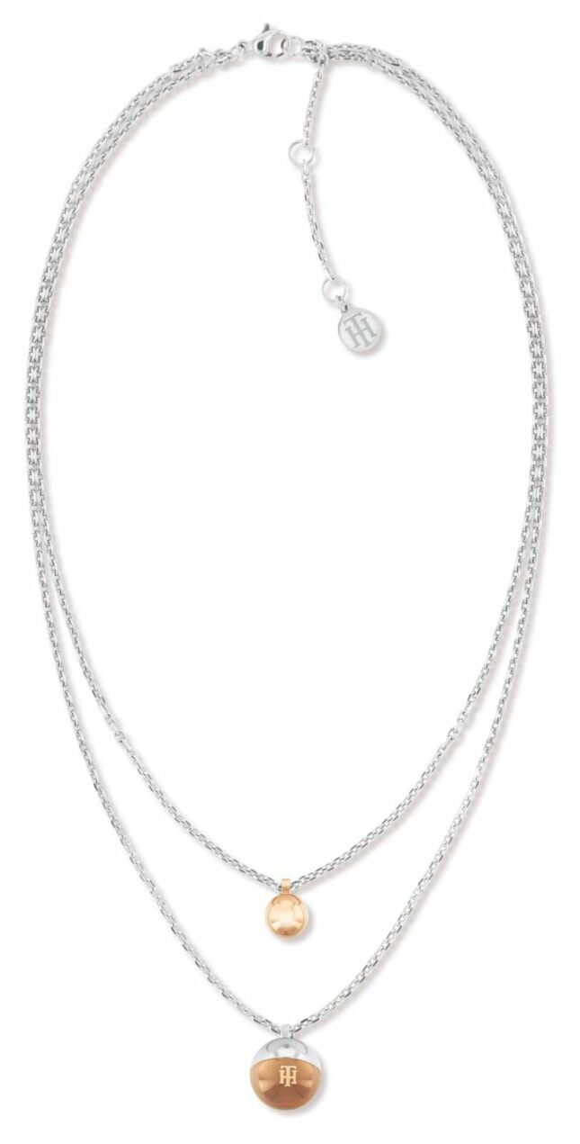Tommy Hilfiger Dress | Women's | Stainless Steel Chain Necklace 2780491