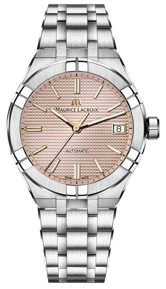 Maurice Lacroix Aikon Automatic Stainless Steel Strap AI6007-SS002-731-1