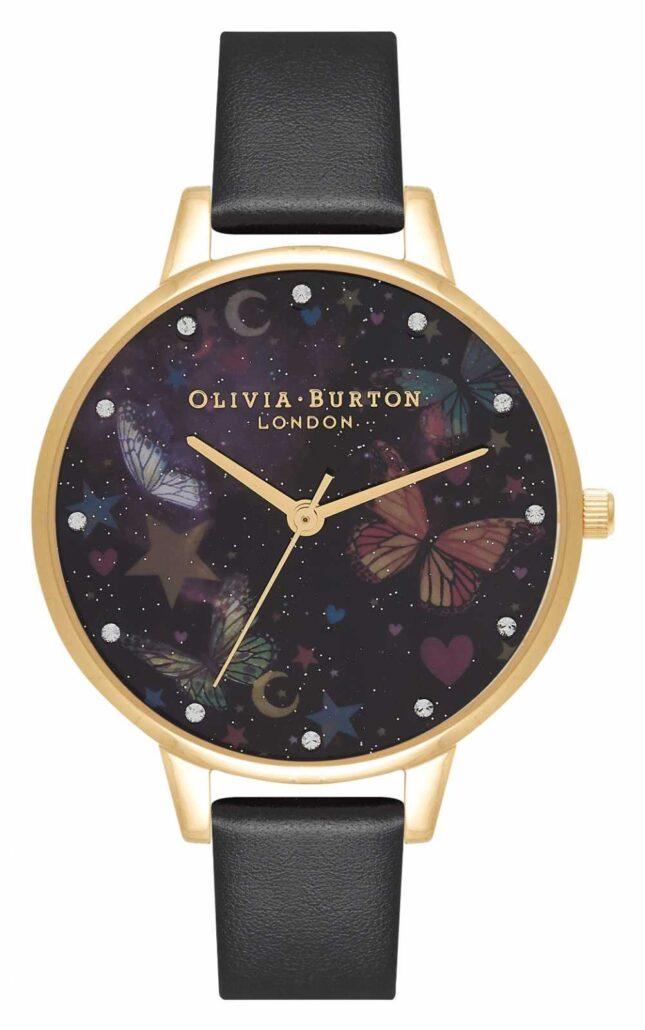 Olivia Burton Demi Night Garden Butterflies Vegan Leather OB16WG82