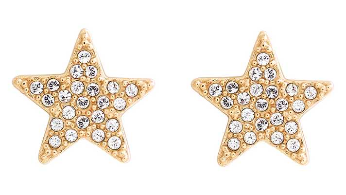 Olivia Burton Celestial Star Gold Stud OBJCLE34