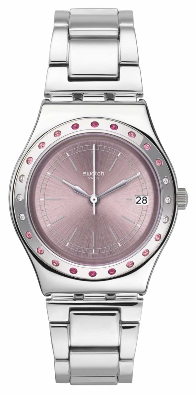 Swatch Women's Countryside Pinkaround YLS455G