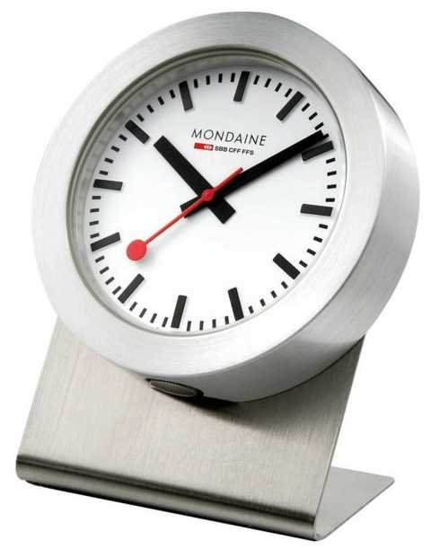 Mondaine Wall Magnet Swiss Railways Clock A660.30318.81SBB