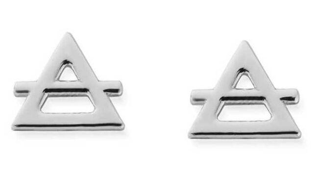 ChloBo Air Stud Earrings | Sterling Silver SEST3130