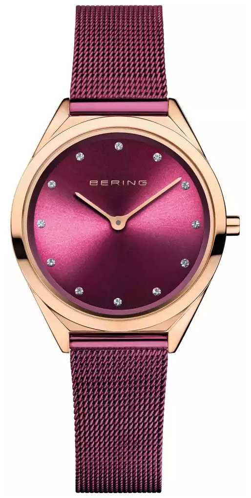 Bering Ultra-Slim | Women's | Purple Mesh 17031-969