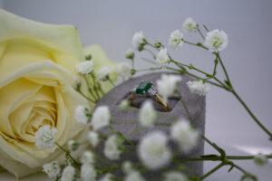 Bespoke Wedding Rings Service at James Moore Jewellers Kenilworth