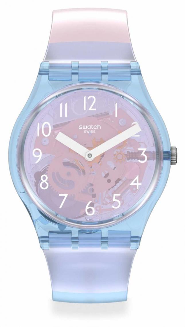 Swatch Originals | PINKZURE | Multicoloured Strap GL126