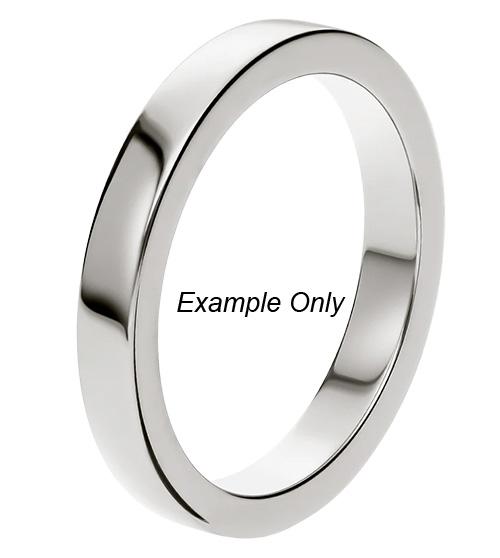 Customised Wedding Ring
