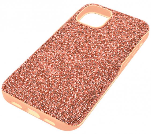 Swarovski High   Phone Case   Rose-Gold Tone   IPhone 12 Mini 5616365