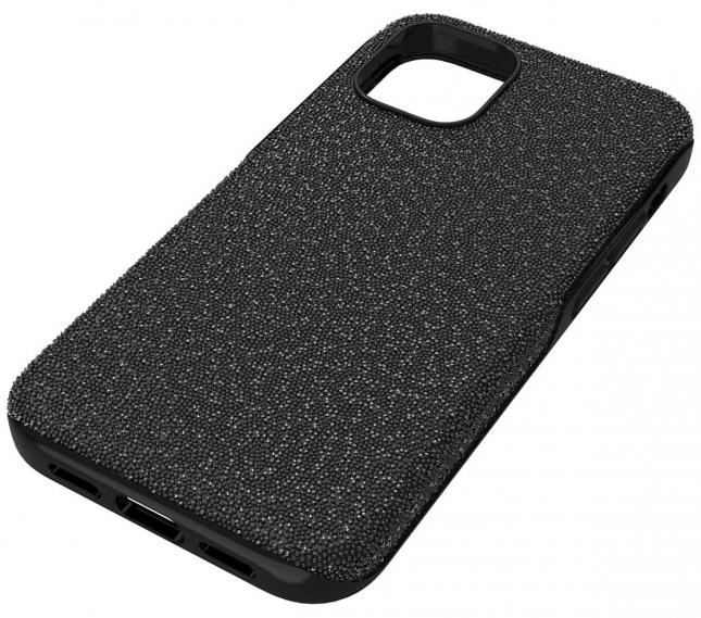 Swarovski High   Phone Case   Black   IPhone 12 Mini 5616379