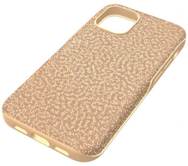 Swarovski High | Phone Case | Gold-Tone | Iphone 12 Mini 5616376