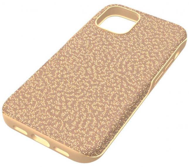 Swarovski High | Phone Case | Gold-Tone | IPhone 12 Pro Max 5616375