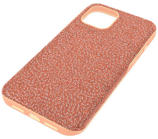 Swarovski High   Phone Case   Rose-Gold Tone   IPhone 12 Pro Max 5616364