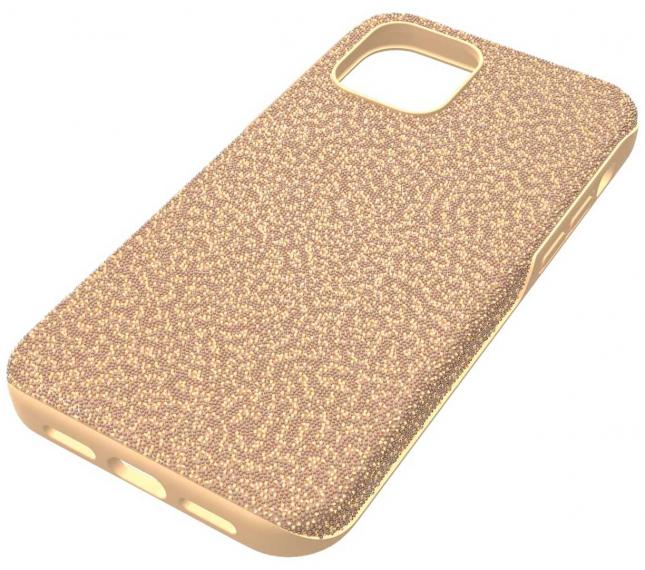 Swarovski High   Phone Case   Gold-Tone   IPhone 12/12 Pro 5616374