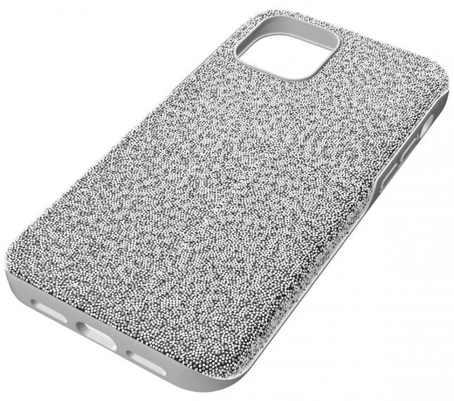 Swarovski High | Phone Case | Silver | IPhone 12 Pro Max 5616368