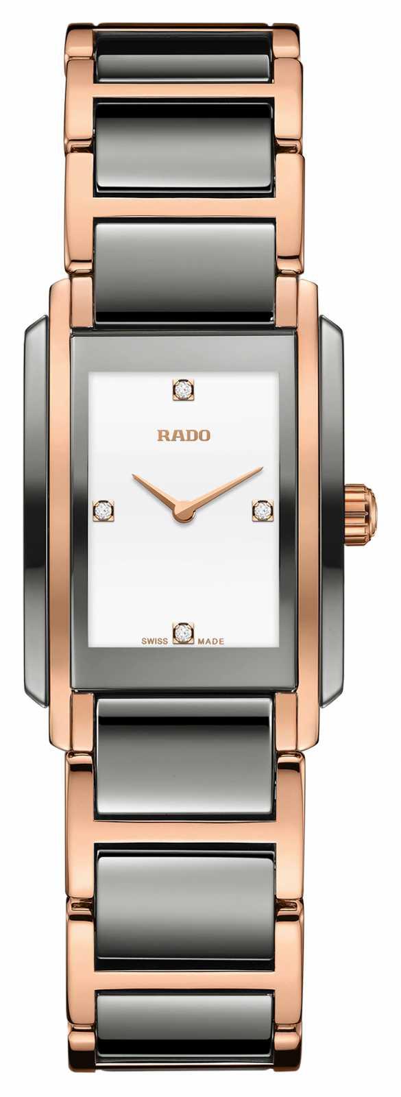 RADO Integral Diamonds Quartz Diamond Set R20141712