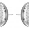 Tommy Hilfiger TH Crest Stainless Steel Stud Earrings 2780380
