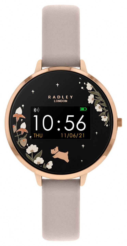 Radley Smart Watch Series 3 Pink Strap RYS03-2052